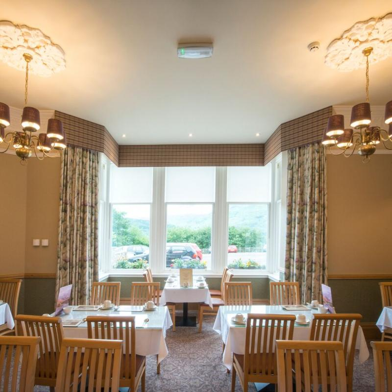 Inversnaid Dining Room